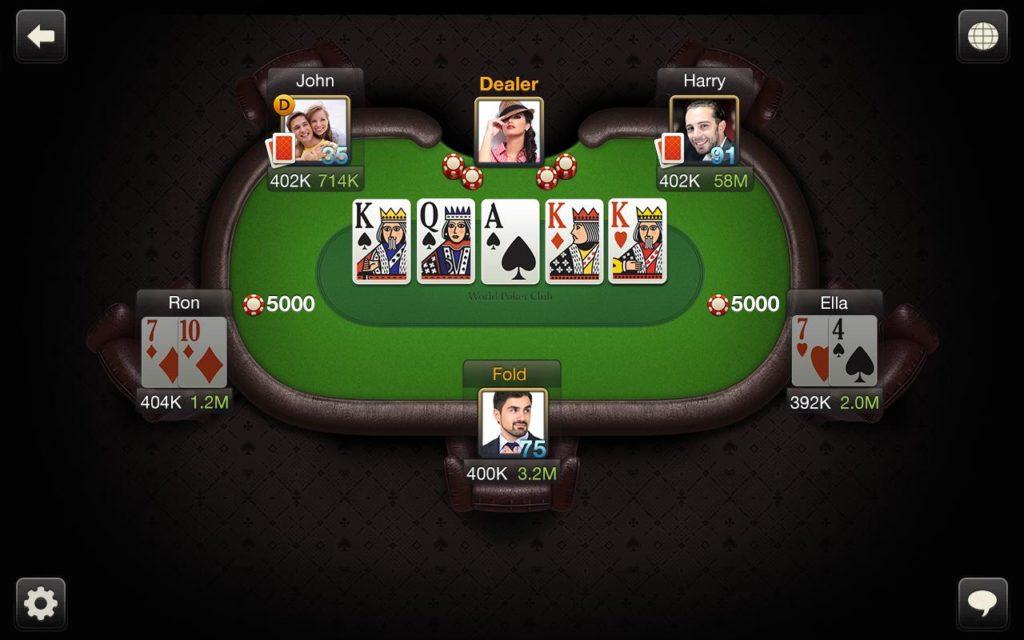 JOJO Texas Poker
